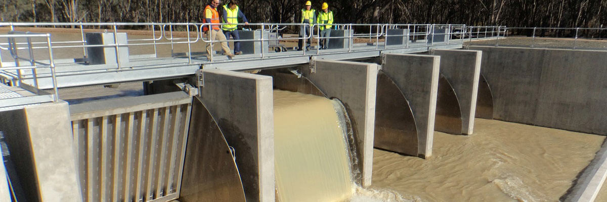 AWMA Water Control Solutions for Environmental Applications